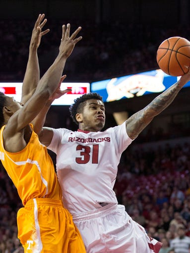 2nd seed Razorbacks to take on 10th seed Vols in SEC ...