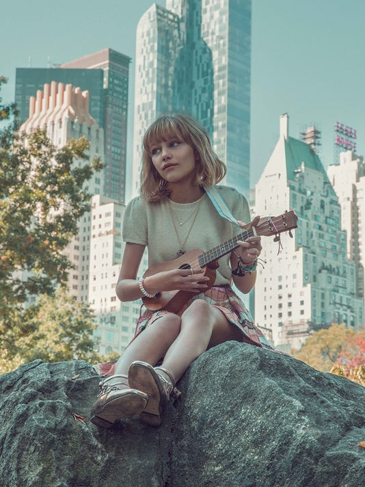 Grace in Central Park