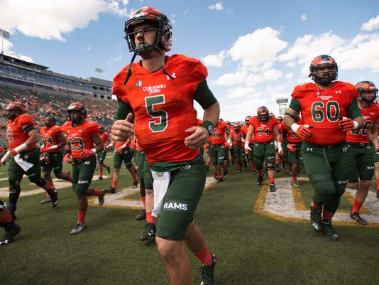 NCAA Football: Northern Colorado at Colorado State