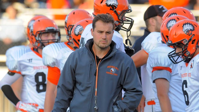 Dave Sofran was dismissed after three seasons as Brother Rice football coach Friday.