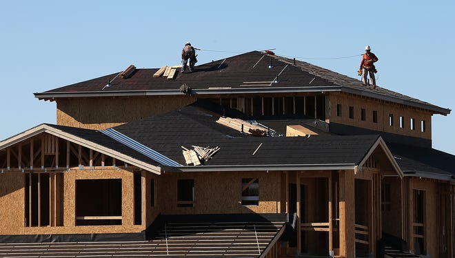 New home sales jumped 25% in October.
