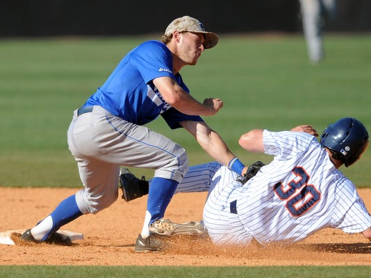 Middle Tennessee plays UTSA 2015 CUSA Baseball Tournament | Gallery