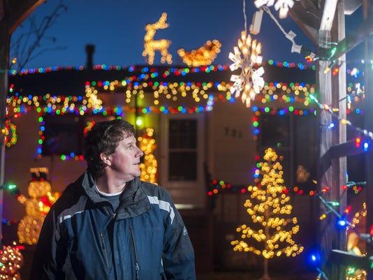 Jim Frahm Christmas Lights