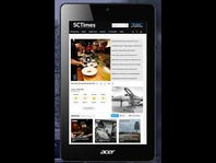 WIN an Acer Tablet!