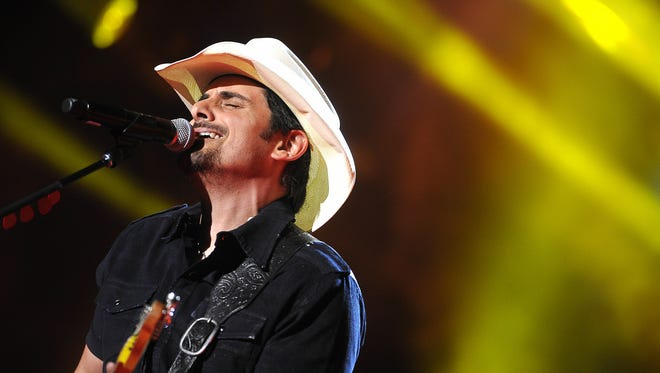 Color Me Badd is teaming up with country star Brad Paisley for one night only as the group Color Me Bradd.