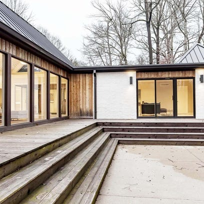 Hot Property: Midcentury home hides behind unassuming front