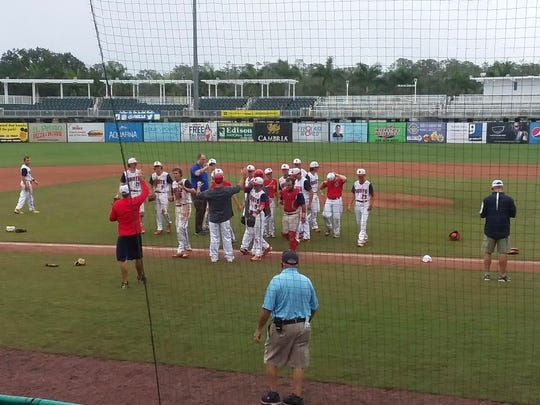 Wakulla Christian's baseball team won its Class 2A