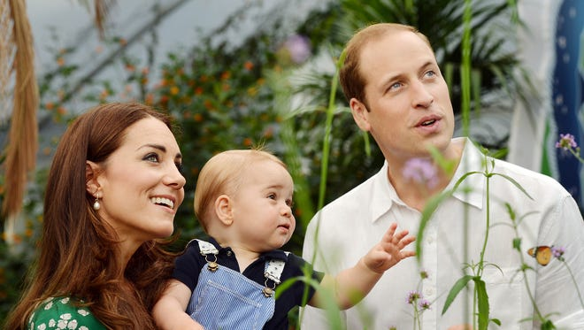 Britain's Kate and William are expecting their second child, and wee Prince George will be about 19 months old when the Duchess of Cambridge's due date rolls around next month.