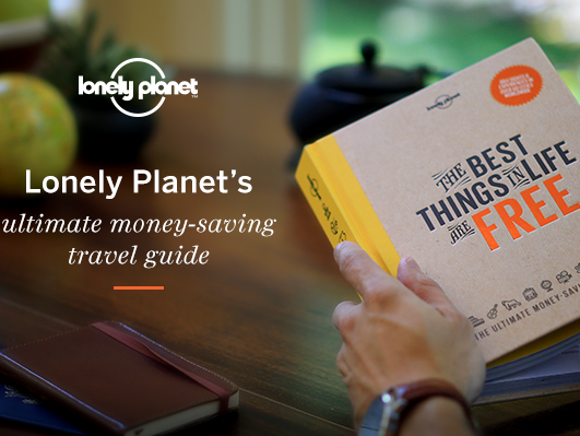 Save $22 on the ultimate money-saving travel guide, The Best Things in Life are Free.