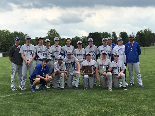 Wynford's second district runner-up in three years.