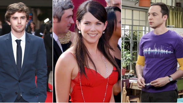 Freddie Highmore and Lauren Graham both have new projects