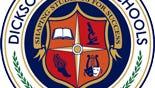 Dickson County Schools logo.