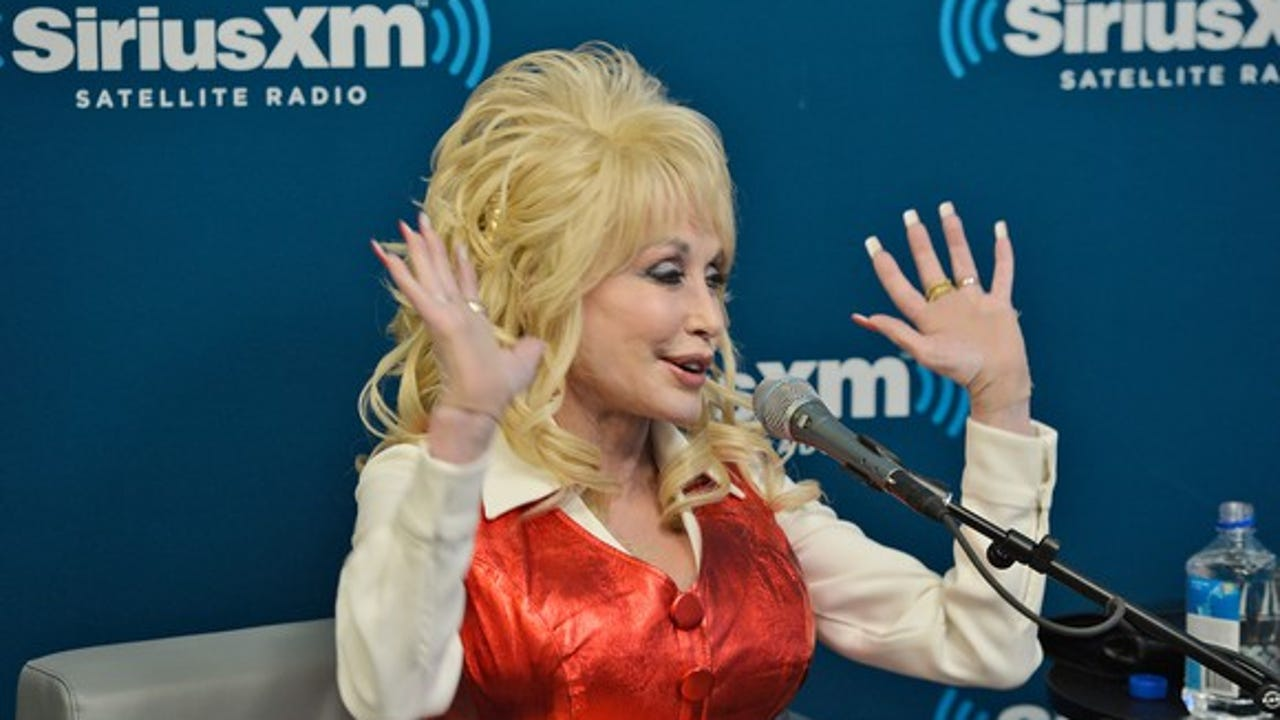 Dolly spills the surprising muse of her first songwriting session.