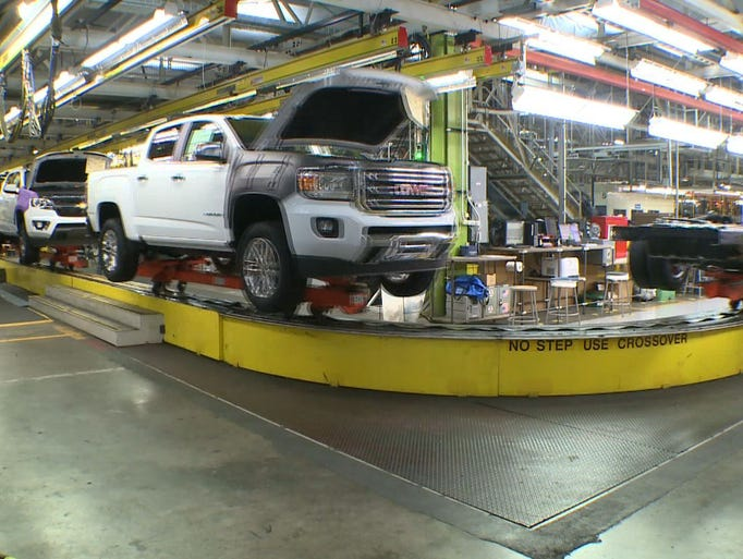 is rolling here at the general motors plant in wentzville ksdk. Cars Review. Best American Auto & Cars Review
