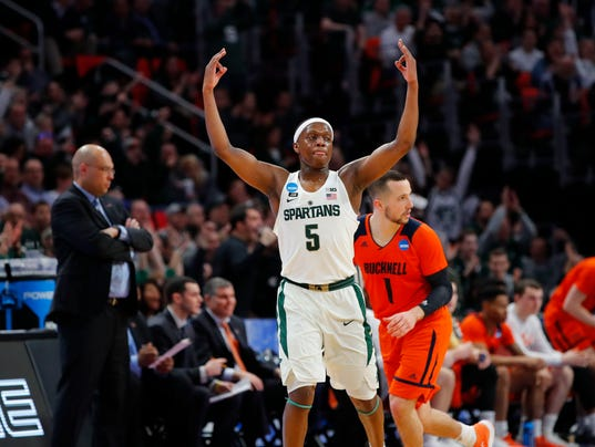 Michigan State Vs. Syracuse In NCAA Tournament: Scouting