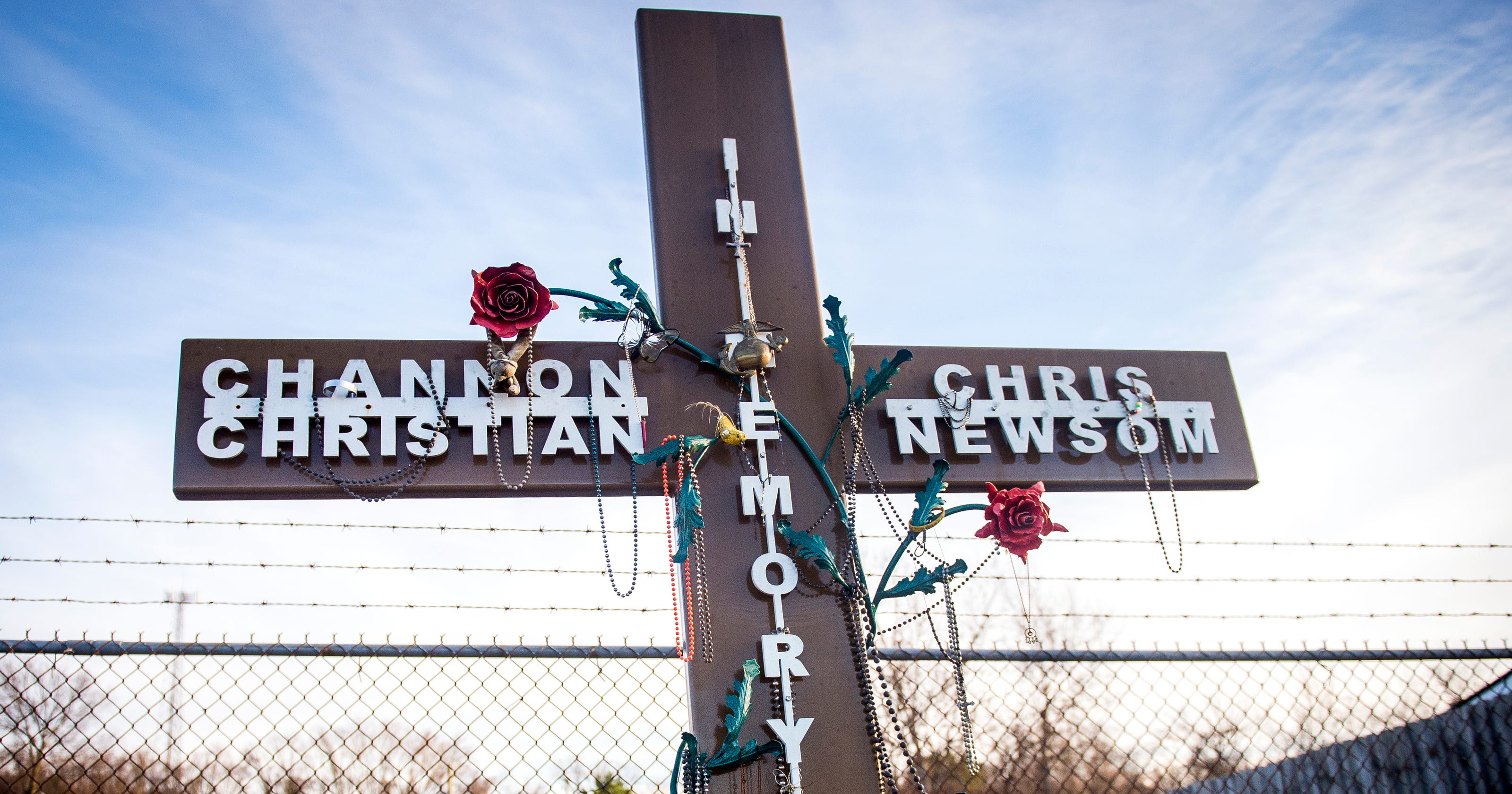 Time no cure for pain in torture slayings of Channon Christian and