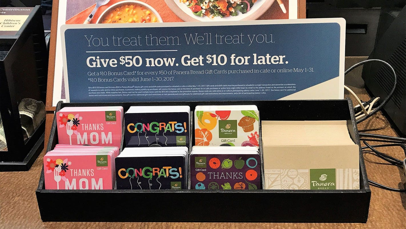 Gift Card Deals For Moms Dads Grads