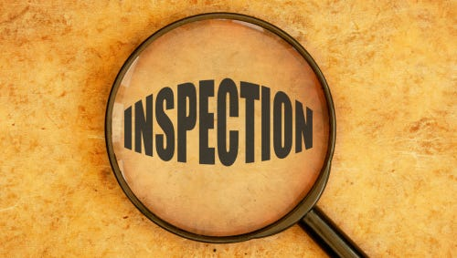 Wood County Public Health inspections.