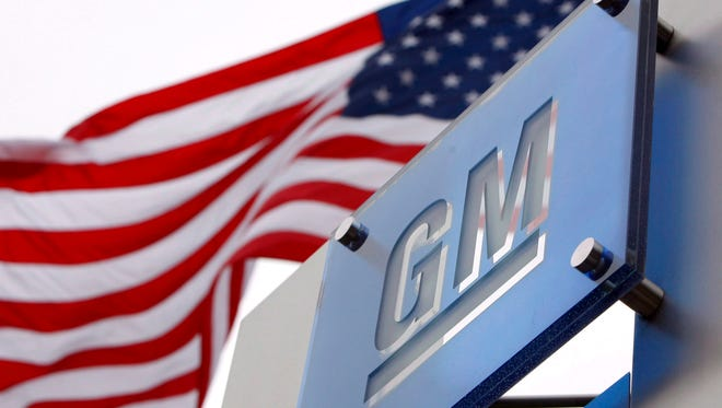 General Motors announced profit-sharing today.