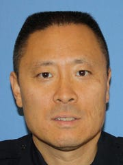 Cincinnati Police Officer Sonny Kim, 48, was killed