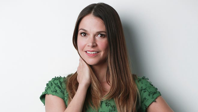 """Actress Sutton Foster poses for a portrait in promotion of her/his role in the upcoming TV Land comedy series """"Younger"""" on Monday, March 30, 2015 in New York."""