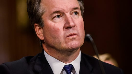Democrats have unleashed a red wave of Brett Kavanaugh-believing women voters