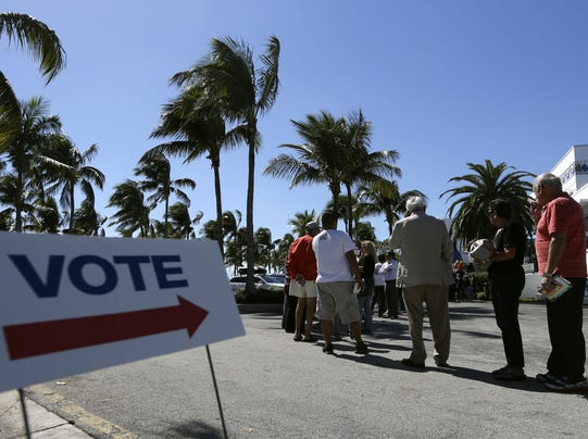 AP Florida Early Voting