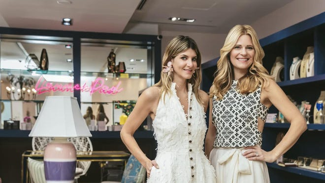 Katherine Lande and Nicole Munder have taken their rotating shop LaunchPad completely online. The pair will host virtual trunk shows of their favorite up-and-coming designers.