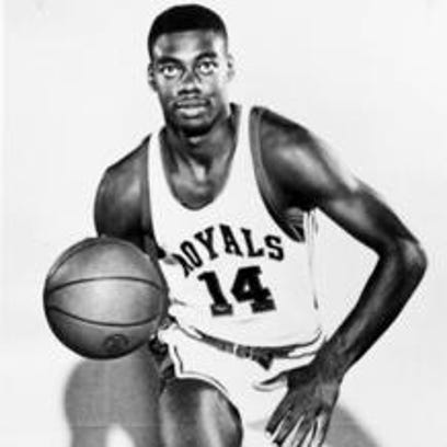 Oscar Robertson played with the Cincinnati Royals from 1960 until he was traded to the Bucks prior to the 1970 season.