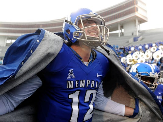 NCAA Football: Southern Methodist at Memphis