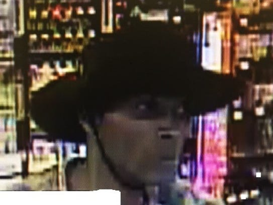 This man allegedly robbed a Family Dollar store in
