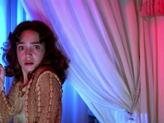 """Jessica Harper discovers plenty of eye-melting beauty and bubble-bubble-toil-and-trouble menace in """"Suspiria."""""""