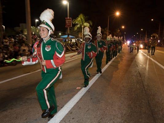Edison parade
