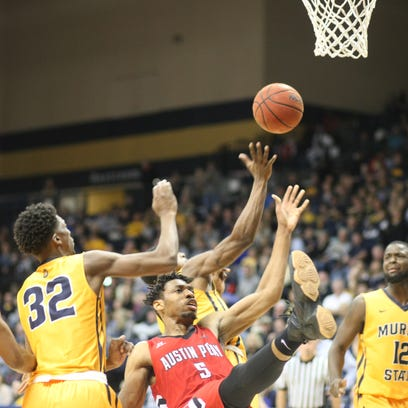 Austin Peay visits long-time rival Murray State