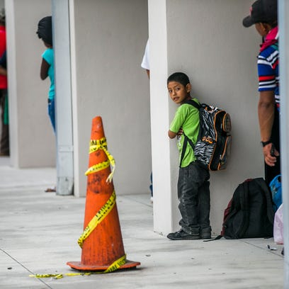 Hurricane shelter space shortage in Collier second largest in Florida, report says