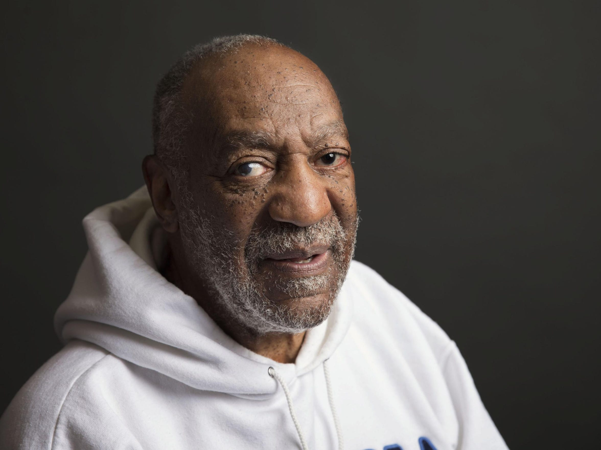 File portrait of Bill Cosby from Nov. 18, 2013.