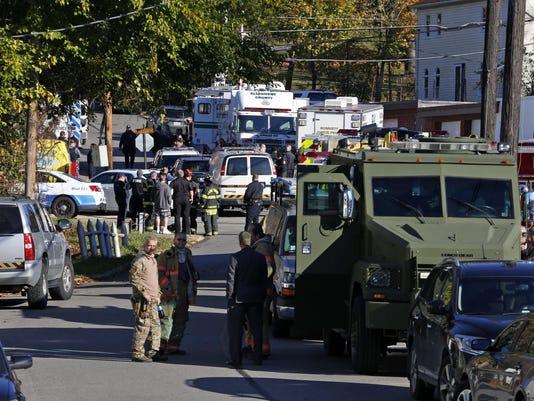 Pennsylvania Officers Shot (2)