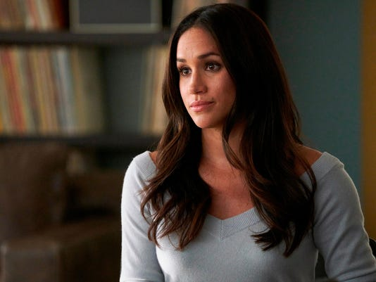TV Suits Meghan Markle