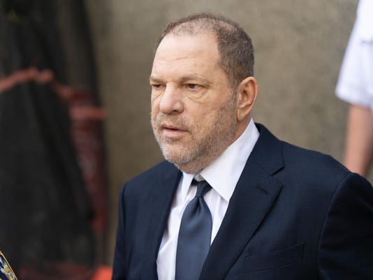 Sexual assault allegations against Weinstein, Seagal, Anderson land on prosecutors' desks