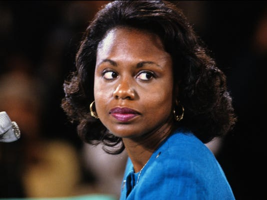 Commentary: I broke the Anita Hill story. Here's what we need to learn from her treatment