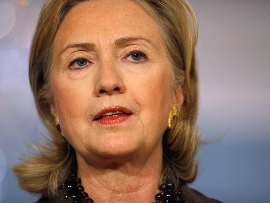 Clinton Meets With Pakistani Foreign Minister At State Department