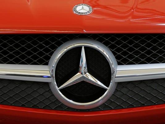 Germany Earns Daimler