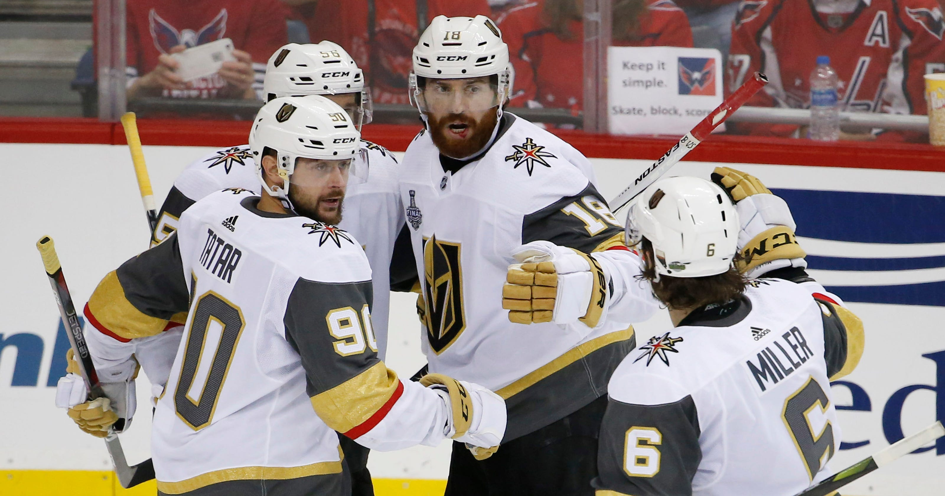 beccef8dc From 500-1 odds to a 3-1 in Stanley Cup Final deficit  How Golden Knights  can do unthinkable again