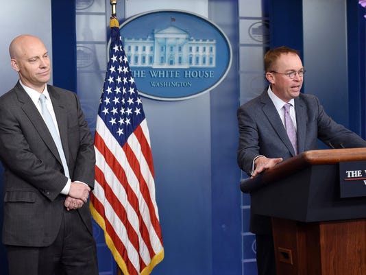'Consumer' may get a demotion if Mulvaney's CFPB overhaul includes altering its name
