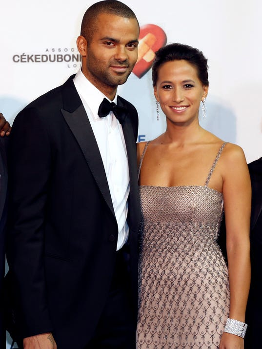 Eva Longoria's ex-husband Tony Parker remarries