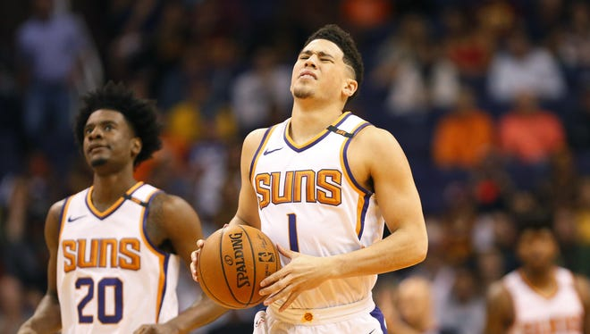 Are Phoenix Suns fans in for more disappointment in 2018-19? Check out what early NBA projections say.