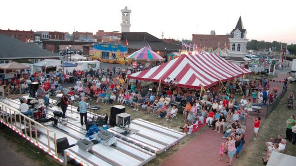 The Railroad Days Heritage Festival will continue as planned this week as state and local coronavirus restrictions start to loosen.