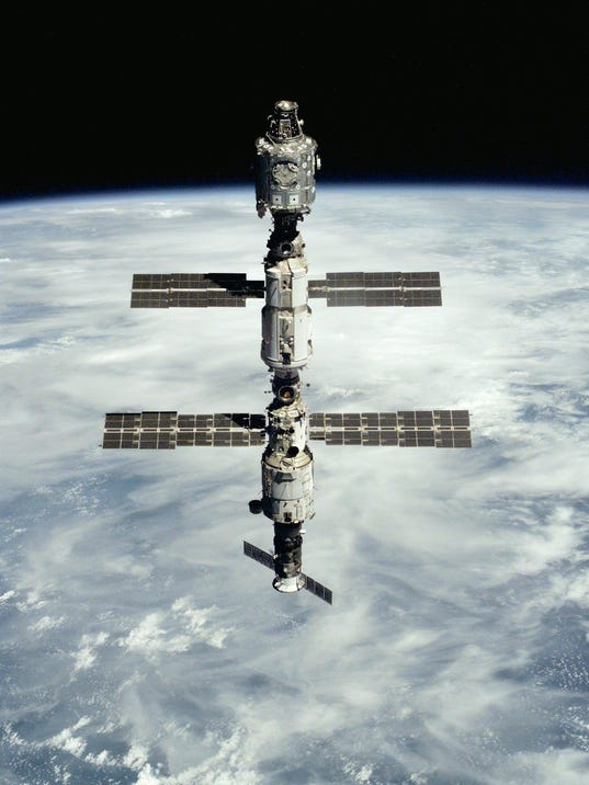 Nasa space station will be visible tonight saturday for Space station florida