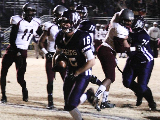 Mangham punched its second straight ticket to Superdome