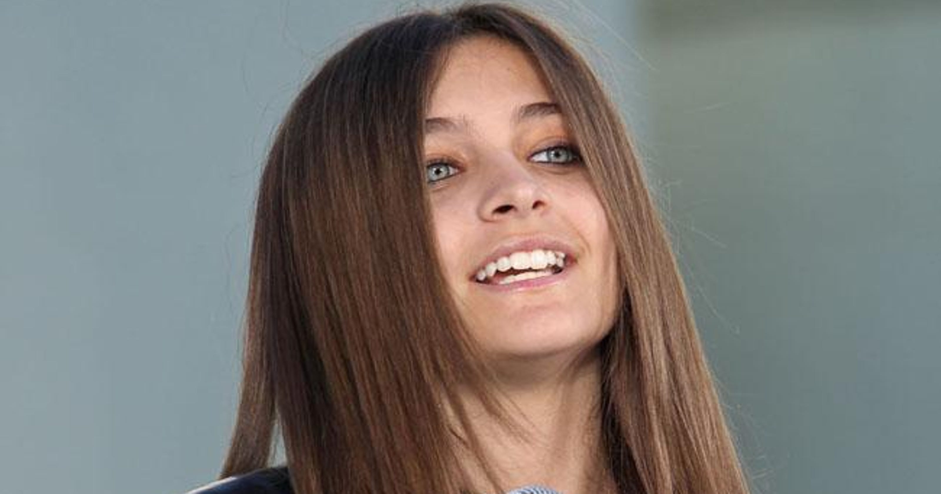 Is Michael Jackson's 16-year-old daughter Paris pregnant?